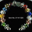 Item No. 01141 Bracelet in Artisan Metal Setting