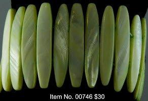 Item No. 0746 Abalone Bracelet in Non-Metal Setting