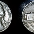 1957-D Jefferson Nickel