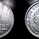 1959 Brazilian 1 Cruziero World Coin - Brazil