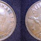 1939 Australian 1 Penny World Coin - Australia