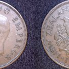 1940 New Zealand 1 Penny World Coin
