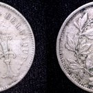 1922 Belgium 5 Centimes World Coin
