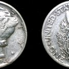 1945-P Mercury Dime Silver