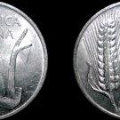 1955 Italian 10 Lire World Coin - Italy