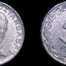 1970 Hungarian 5 Filler World Coin - Hungary