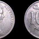 1979 Australian 10 Cent World Coin - Australia