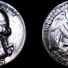 1945-P Washington Quarter Silver