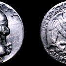 1950-D Washington Quarter Silver