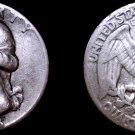 1948-D Washington Quarter Silver