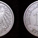 1912-A German 10 Pfennig World Coin -  Germany
