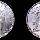 1980 (81) Spanish 25 Peseta World Coin - Spain