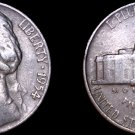 1954-D Jefferson Nickel