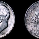 1951-D Roosevelt Dime Silver