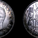 1950 Canadian Half Dollar 50 Cents Canada Silver World Coin