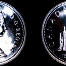 1976 PL Canadian Silver Dollar World Coin - Canada Centennial Library Building