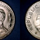 1980 Argentina 50 Peso World Coin