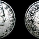 1894 Swiss 20 Rappen World Coin - Switzerland