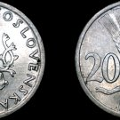 1937 Czech 20 Haleru World Coin - Czechoslovakia