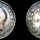 1913 Great Britain 3 Pence  World Silver Coin - UK