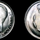1965 Luxembourg 1 Franc World Coin