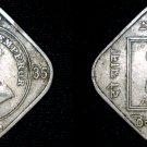 1935 Indian 2 Anna World Coin - British India