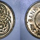 1967 Guyana 1 Cent World Coin