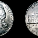 1999-P Jefferson Nickel