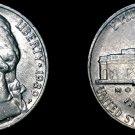 1989-P Jefferson Nickel