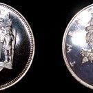 1971 Jamaican 20 Cent Proof World Coin - Jamaica