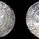 1656 German States Brunswick-Wolfenbuttel 2 Mariengroschen World Silver Coin