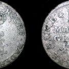 1764-IAS German States Paderborn 2 Mariengroschen World Coin