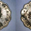 1979 Hong Kong 20 Cent World Coin