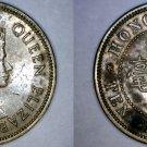 1971-H Hong Kong 10 Cent World Coin