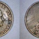 1961 Netherlands 1 Cent World Coin
