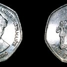 1996 Jamaican 1 Dollar World Coin - Jamaica