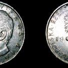 1984 Polish 10 Zlotych World Coin -  Poland