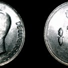 1972 Luxembourg 10 Franc World Coin