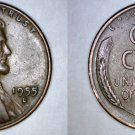 1955-D Abraham Lincoln Wheat Penny