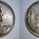 1957-D Abraham Lincoln Wheat Penny