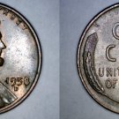 1958-D Abraham Lincoln Wheat Penny