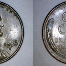 1950-D Abraham Lincoln Wheat Penny