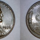 1956-P Abraham Lincoln Wheat Penny