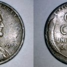 1918-P Abraham Lincoln Wheat Penny