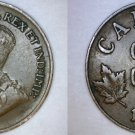 1933 Canadian 1 Cent World Coin - Canada