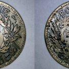 1921 Tunisian 1 Franc World Coin - Tunisia
