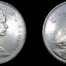 1975 Canadian Dime 10 Cent World Coin - Canada