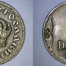 1938 Yugoslavia 1 Dinar World Coin