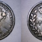 1883 Great Britain 3 Pence  World Silver Coin - UK