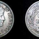 1901-O Barber Dime Silver